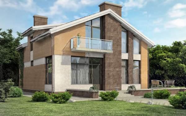 Проект СИП дома ГРАТИОН