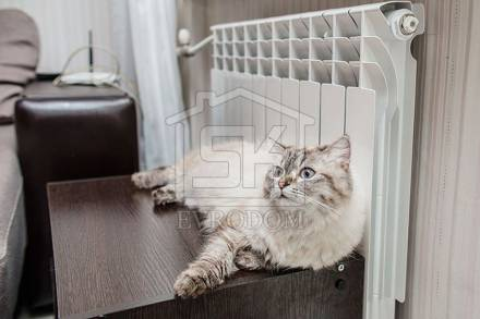Отопление дома из сип панелей